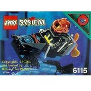 LEGO SHARK SCOUT 6115
