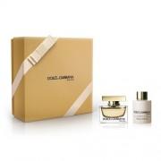 D&G The one Eau de Parfum 50 ml + body lotion