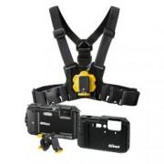 Digital Camera Coolpix AW130 Outdoor Kit Black