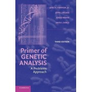 Primer of Genetic Analysis by Jr. James N. Thompson