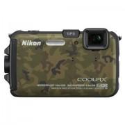Digitalni fotoaparat sa GPS-om COOLPIX AW100 Camouflage NIKON