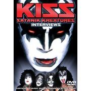 Kiss - Satanik Kreatures: Interviews [Reino Unido] [DVD]