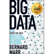 Big Data - Using Smart Big Data, Analytics and Metrics to Make Better Decisions and Improve Performance by Bernard Marr