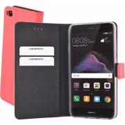 Mobiparts Premium Wallet TPU Huawei P8 Lite (2017) Book Case Roze