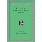 Works: Jewish Antiquities, Bks.I-III v. 5 by Flavius Josephus