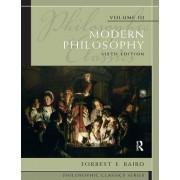 Philosophic Classics: v. 3 by Forrest E. Baird