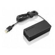 Lenovo ThinkPad 65W AC Adapter (slim rectangular tip) - Euro Power Cord