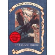 Box of Unfortunate Events Dile by Lemony Snicket
