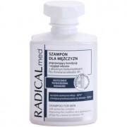 Ideepharm For Men champú revitalizador anticaída del cabello 300 ml
