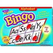 Alphabet Bingo Card Game by Trend Enterprises Inc