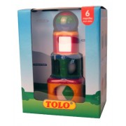 Tolo C89420 - Stacking Activity Shapes - Forme Impilabili Interattive