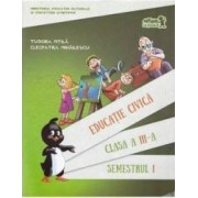 Educatie civica cls 3 sem.1 + CD - Tudora Pitila Cleopatra Mihailescu