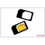 Micro Sim kártya adapter