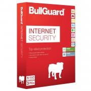 BullGuard Internet Security + 5GB Backup 5PC 3jaar