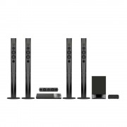 Blu-Ray Home Theater System, Sony BDV-N9200W, Bluetooth (BDVN9200WB.CEL)