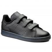 Cipők adidas - Stan Smith CF S80044 Cblack/Cblack/Cblack
