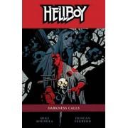Hellboy Volume 8: Darkness Calls by Mike Mignola