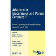 Advances in Bioceramics and Porous Ceramics III by ACerS (American Ceramic Society)