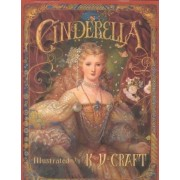 Cinderella by Kinuko Y. Craft