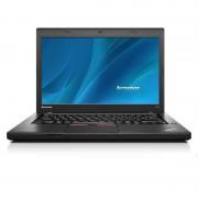Laptop Lenovo ThinkPad L450 14 inch HD Intel Core i5-5200U 4GB DDR3 500GB HDD FPR Windows 10 Pro Renew