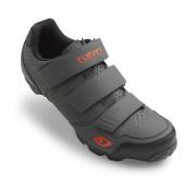 Giro Carbide R schoenen grijs/zwart 2017 MTB klikschoenen