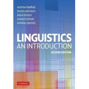 Linguistics by Andrew Radford