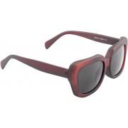 Farenheit FA-14949-C51 Rectangular Sunglasses(Grey)