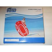"Open Water Swim Red Hydro Force Raft 61"" X 38"""