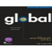 Global Upper Intermediate Workbook with Answer Key & Audio CD by Lindsay et al Clandfield