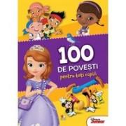 100 DE POVESTI PENTRU TOTI COPIII, vol 4