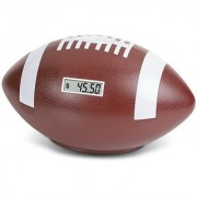 Football Coin Counting Piggy Bank - Count Coins and Save Money - 9