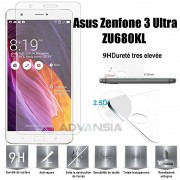 Asus Zenfone 3 Ultra Zu680kl Vitre Protection D'ecran En Verre Trempé Incassable Tempered Glass Pour Asus Zenfone 3 Ultra Zu680kl