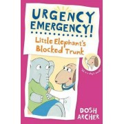 Little Elephant's Blocked Trunk by Dosh Archer