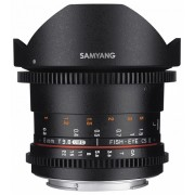 Samyang 8mm T3.8 VDSLR UMC Fish-eye CS II (Canon M)