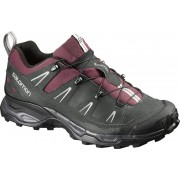 Salomon X Ultra LTR Hiking Shoes Women bordeaux/asphalt/steel gr 42 Trekkingschuhe