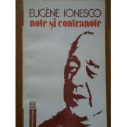 Note Si Contranote - Eugene Ionescu