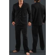 Yarn Dyed Woven Cotton Pyjamas 5A576