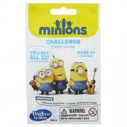 Minions Challenge Card Game by Hasbro