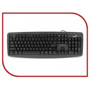 Клавиатура Genius KB-110X USB Black