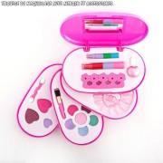 Trousse de maquillage avec miroir pour enfants