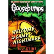 Welcome to Camp Nightmare by R L Stine