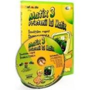 CD-ROM Matix 3 - Prietenii lui Matix - Invatam rapid inmultirea cls 3
