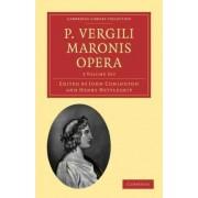 P. Vergili Maronis Opera 3 Volume Paperback Set by John Conington