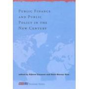 Public Finance and Public Policy in the New Century by Sijbren Cnossen