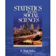 Statistics for the Social Sciences by R. Mark Sirkin