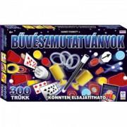 Magic Show bűvészdoboz - 300 trükk - Bűvésztrükk játékok