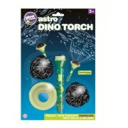 Glow in the Dark Astro Dino Projector Torch Science Educational Toy by Brainstorm
