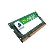Memorie laptop Corsair 2GB DDR3 1066MHz CL7