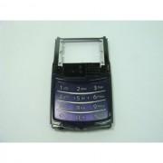 Carcasa Rama Tastatura Cu Banda Si Microfon Samsung U600 Originala Swap Mov