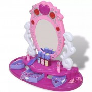 Kids'/Children's Playroom Toy Vanity Table with Light/Sound